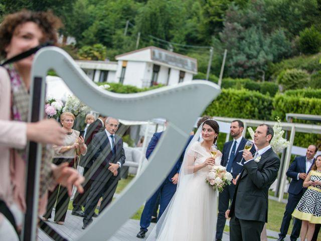 Il matrimonio di Michele e Luciana a Stresa, Verbania 133