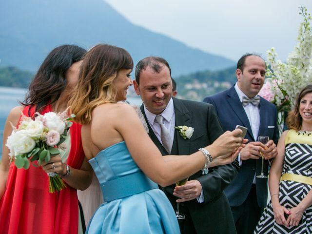 Il matrimonio di Michele e Luciana a Stresa, Verbania 134