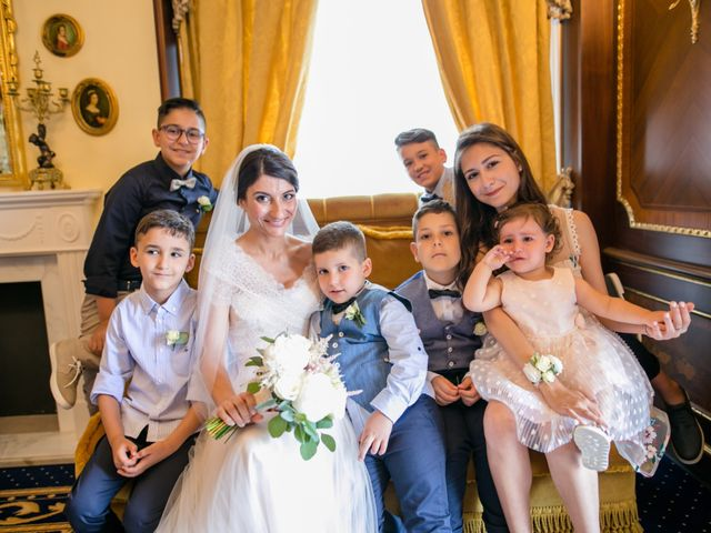 Il matrimonio di Michele e Luciana a Stresa, Verbania 142