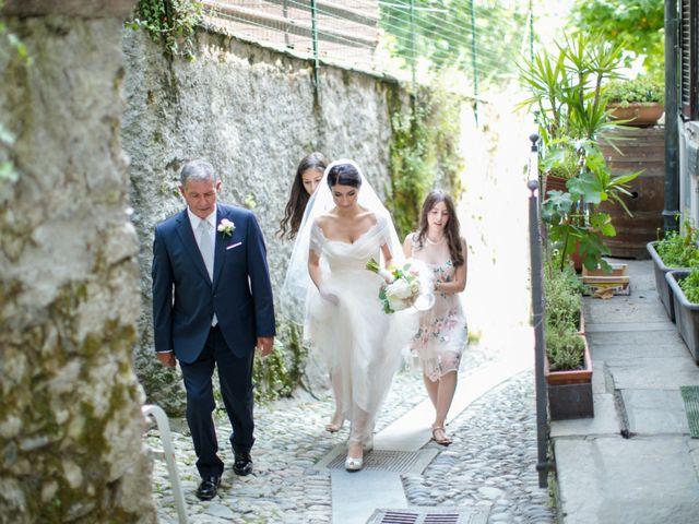 Il matrimonio di Michele e Luciana a Stresa, Verbania 149