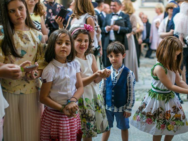 Il matrimonio di Michele e Luciana a Stresa, Verbania 155