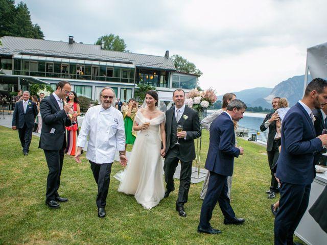 Il matrimonio di Michele e Luciana a Stresa, Verbania 164
