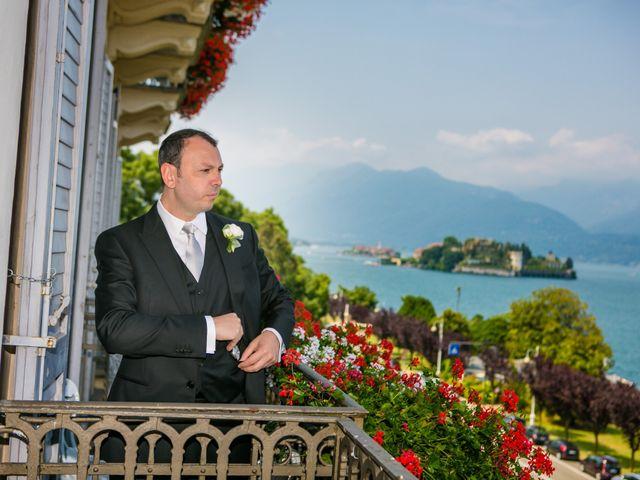 Il matrimonio di Michele e Luciana a Stresa, Verbania 171