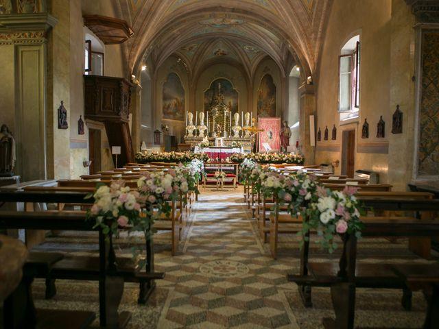 Il matrimonio di Michele e Luciana a Stresa, Verbania 175