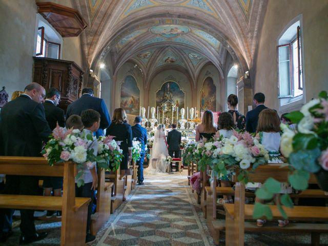 Il matrimonio di Michele e Luciana a Stresa, Verbania 178