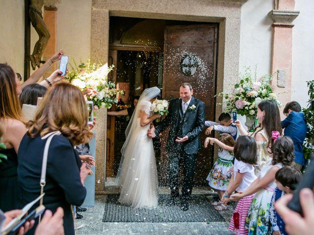 Il matrimonio di Michele e Luciana a Stresa, Verbania 179