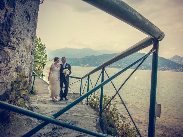 Il matrimonio di Michele e Luciana a Stresa, Verbania 180