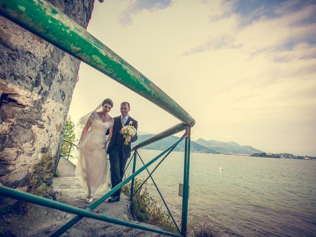 Il matrimonio di Michele e Luciana a Stresa, Verbania 181