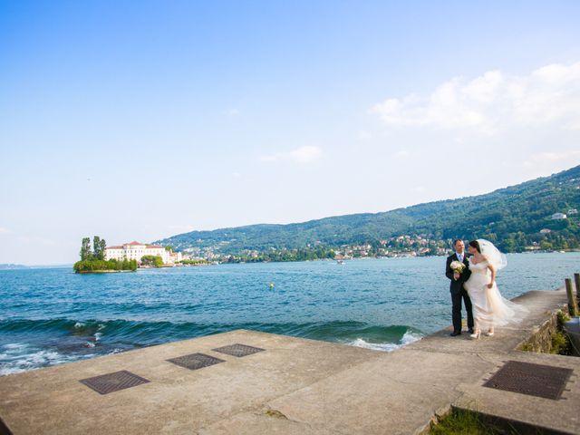 Il matrimonio di Michele e Luciana a Stresa, Verbania 183