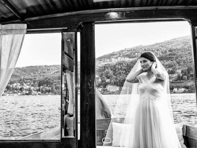 Il matrimonio di Michele e Luciana a Stresa, Verbania 185