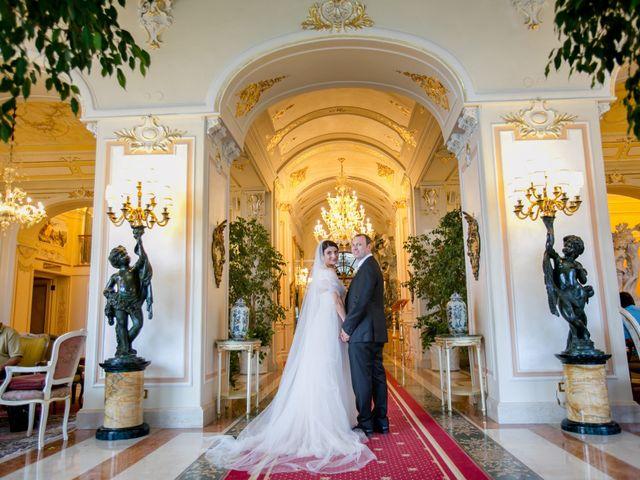 Il matrimonio di Michele e Luciana a Stresa, Verbania 192