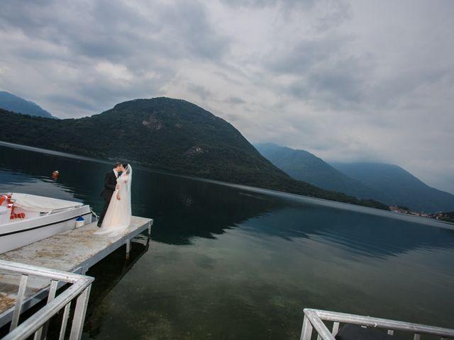 Il matrimonio di Michele e Luciana a Stresa, Verbania 198