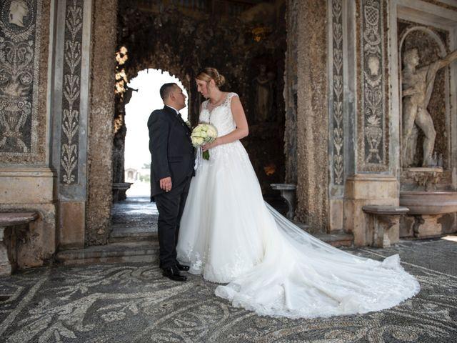 Le nozze di Viviana e Gianni