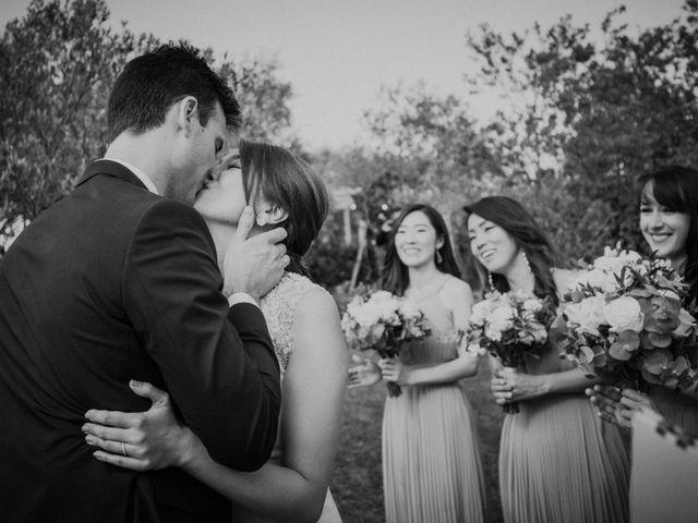 Il matrimonio di Plamen e Grace a Carmignano, Prato 11