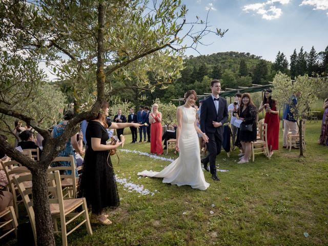 Il matrimonio di Plamen e Grace a Carmignano, Prato 12
