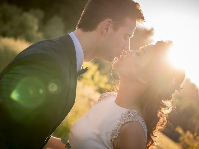 Il matrimonio di Plamen e Grace a Carmignano, Prato 15