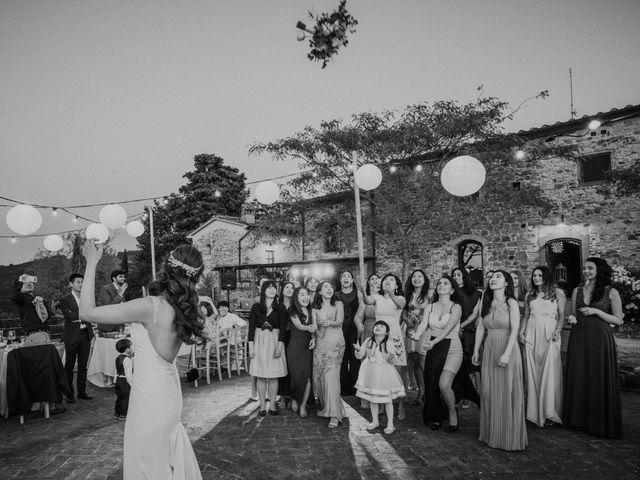 Il matrimonio di Plamen e Grace a Carmignano, Prato 19