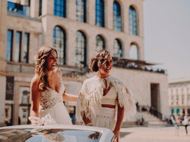 Il matrimonio di Flor e Sally a Milano, Milano 7