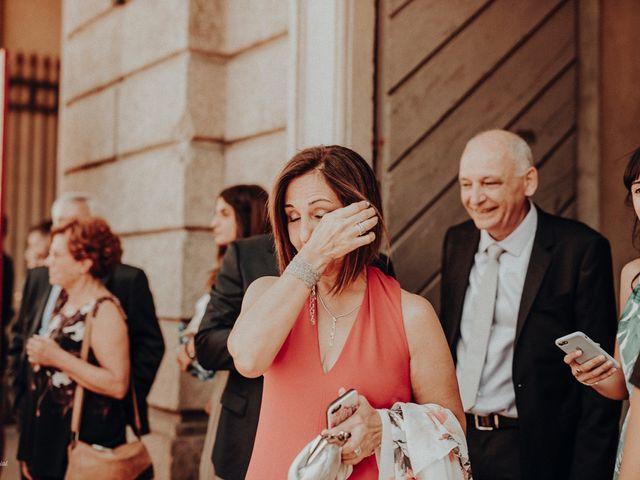 Il matrimonio di Flor e Sally a Milano, Milano 9