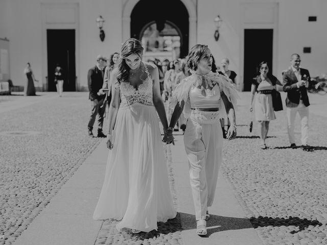 Il matrimonio di Flor e Sally a Milano, Milano 10