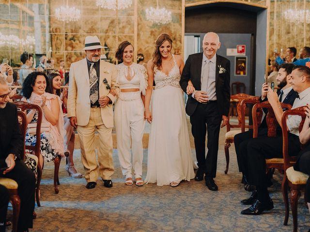 Il matrimonio di Flor e Sally a Milano, Milano 11