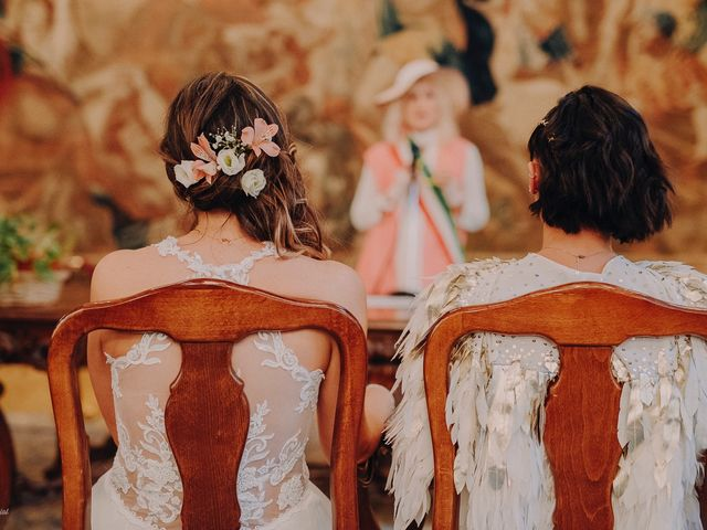 Il matrimonio di Flor e Sally a Milano, Milano 13