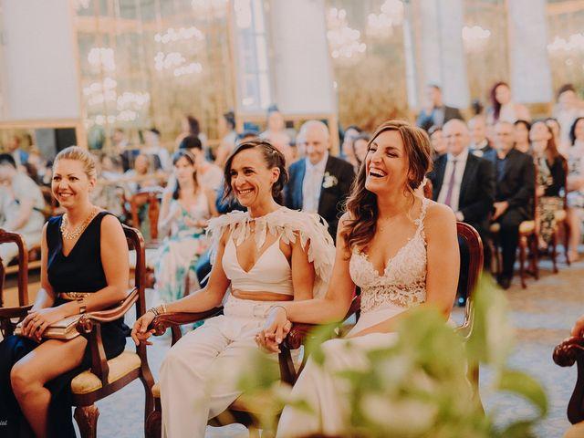 Il matrimonio di Flor e Sally a Milano, Milano 14