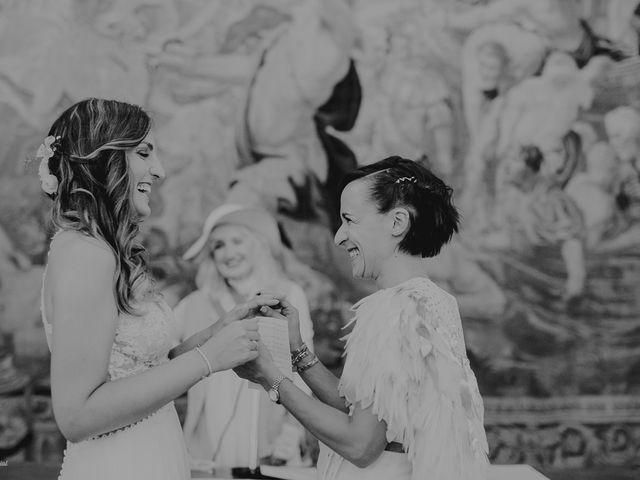 Il matrimonio di Flor e Sally a Milano, Milano 17