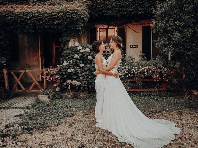Il matrimonio di Flor e Sally a Milano, Milano 26