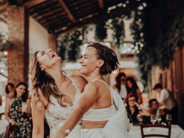 Il matrimonio di Flor e Sally a Milano, Milano 49