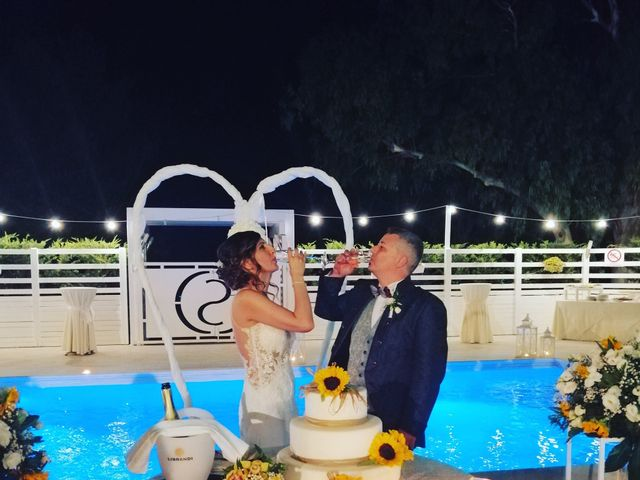 Le nozze di Rossella e Gennaro
