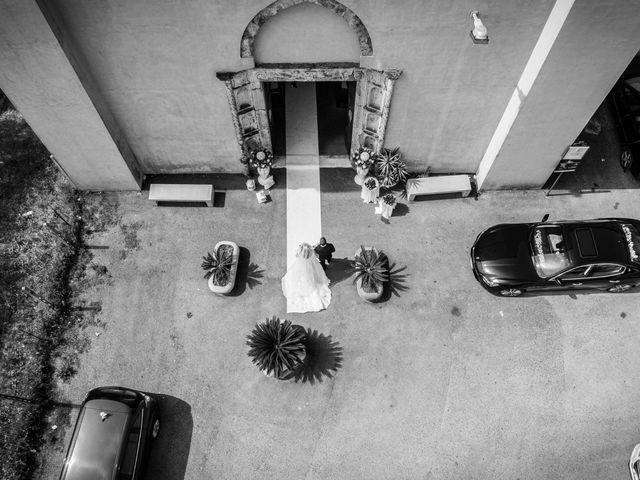 Il matrimonio di Massimo e Amalia a Napoli, Napoli 2