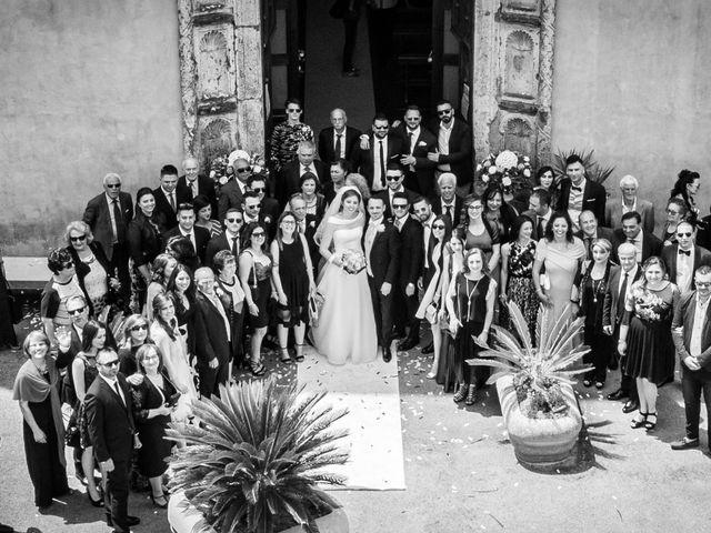 Il matrimonio di Massimo e Amalia a Napoli, Napoli 1