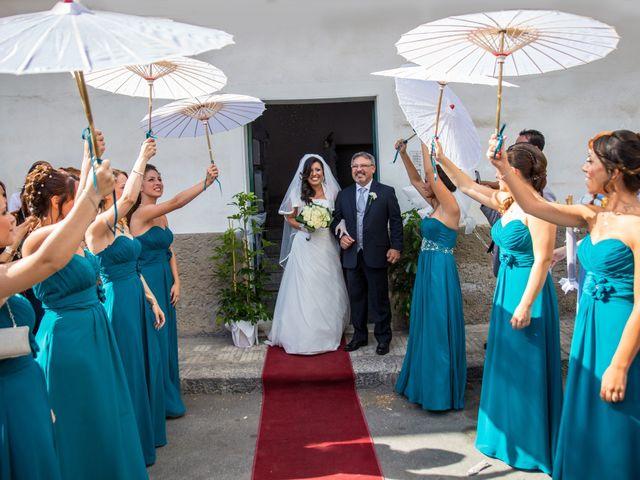Il matrimonio di Alessandro e Agata a Mascalucia, Catania 6