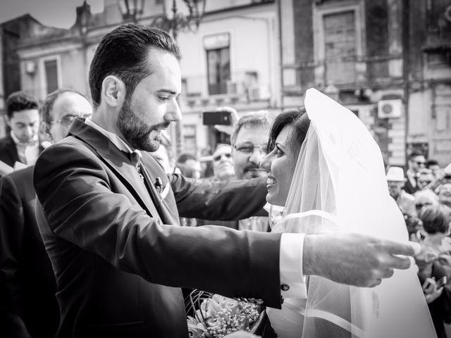 Il matrimonio di Alessandro e Agata a Mascalucia, Catania 14
