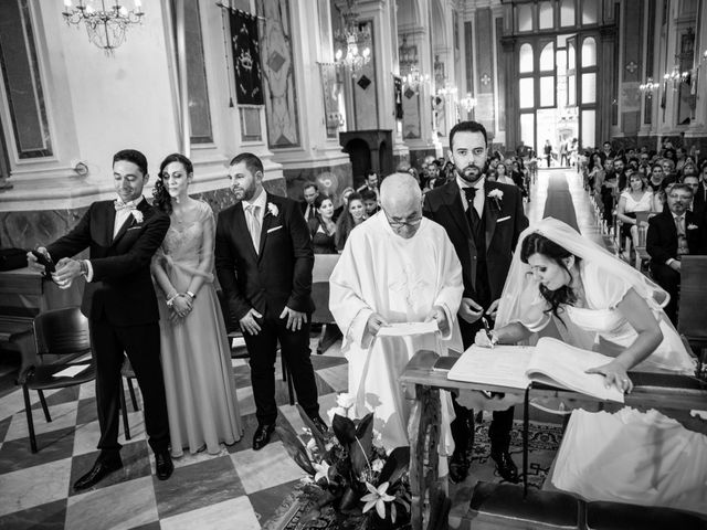 Il matrimonio di Alessandro e Agata a Mascalucia, Catania 17