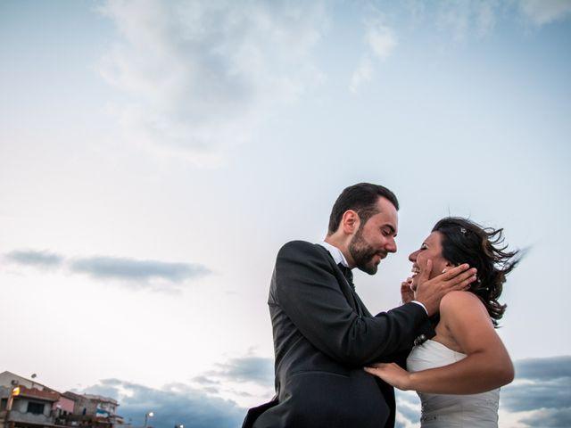 le nozze di Agata e Alessandro