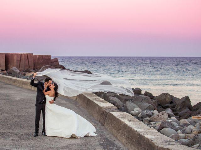 Il matrimonio di Alessandro e Agata a Mascalucia, Catania 24