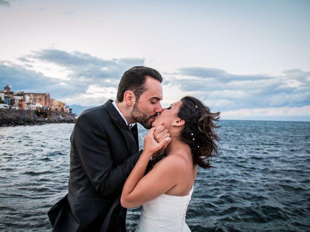 Il matrimonio di Alessandro e Agata a Mascalucia, Catania 25