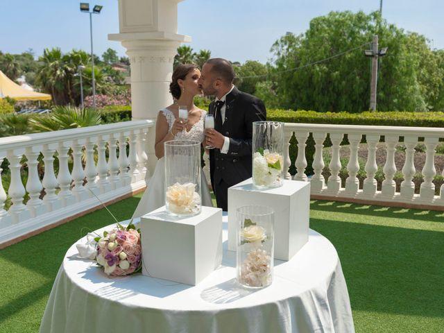 Il matrimonio di Giuseppe e Ilenia a Riesi, Caltanissetta 1