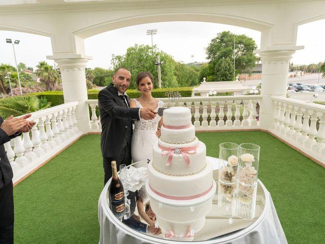 Il matrimonio di Giuseppe e Ilenia a Riesi, Caltanissetta 2