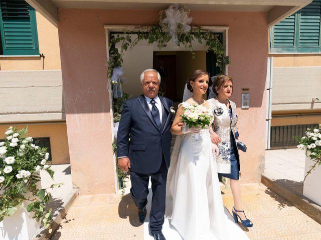 Il matrimonio di Giuseppe e Ilenia a Riesi, Caltanissetta 7
