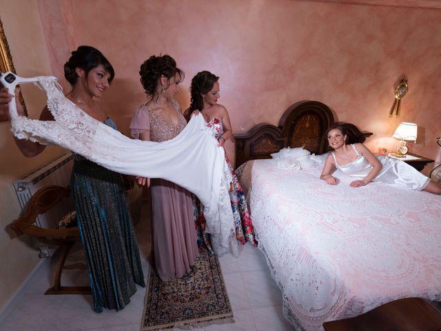 Il matrimonio di Giuseppe e Ilenia a Riesi, Caltanissetta 8