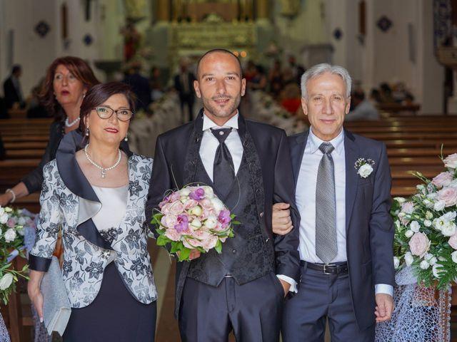 Il matrimonio di Giuseppe e Ilenia a Riesi, Caltanissetta 11