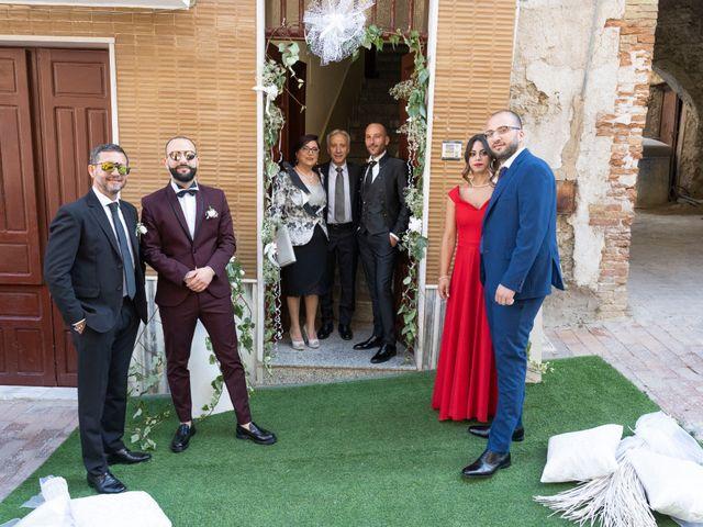 Il matrimonio di Giuseppe e Ilenia a Riesi, Caltanissetta 12