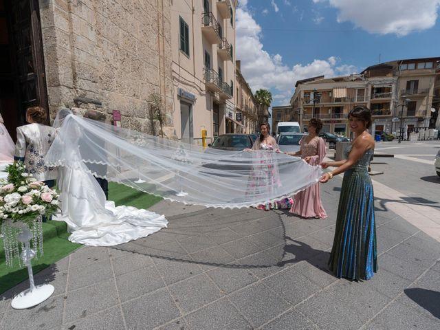 Il matrimonio di Giuseppe e Ilenia a Riesi, Caltanissetta 13