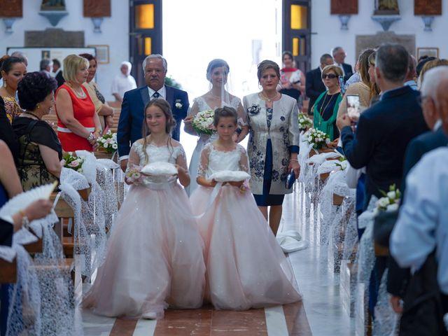 Il matrimonio di Giuseppe e Ilenia a Riesi, Caltanissetta 14