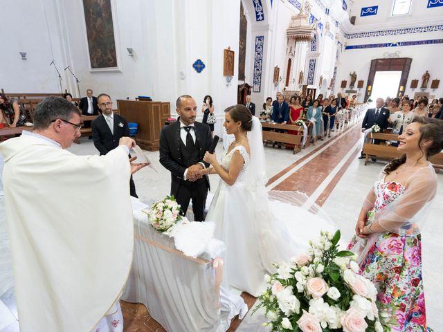 Il matrimonio di Giuseppe e Ilenia a Riesi, Caltanissetta 16