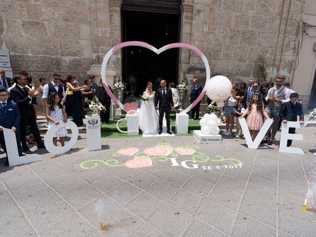 Il matrimonio di Giuseppe e Ilenia a Riesi, Caltanissetta 20