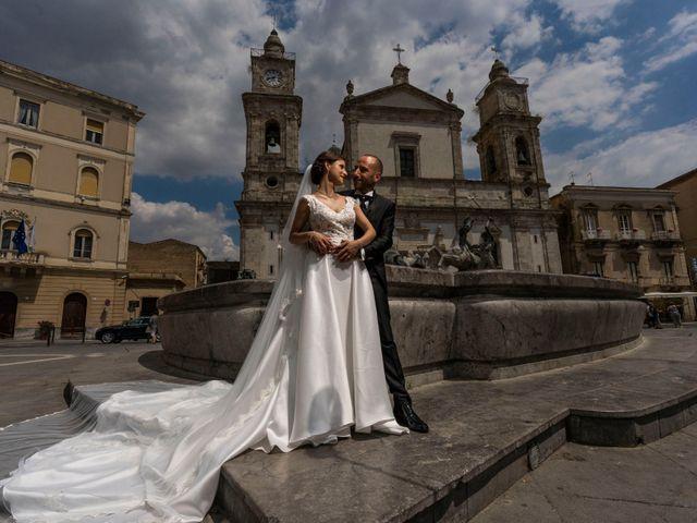 Il matrimonio di Giuseppe e Ilenia a Riesi, Caltanissetta 27